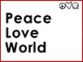 Peace Love World Women Shorts